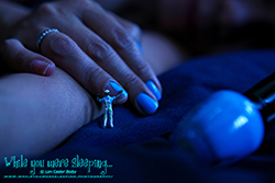 Cletus frequently moonlighted as a manicurist. - While you were sleeping...  Photography by Lon Casler Bixby - Copyright - All Rights Reserved - www.whileyouweresleeping.photography/